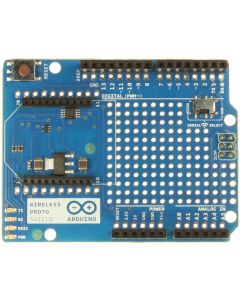 Arduino Wireless SD Proto Shield
